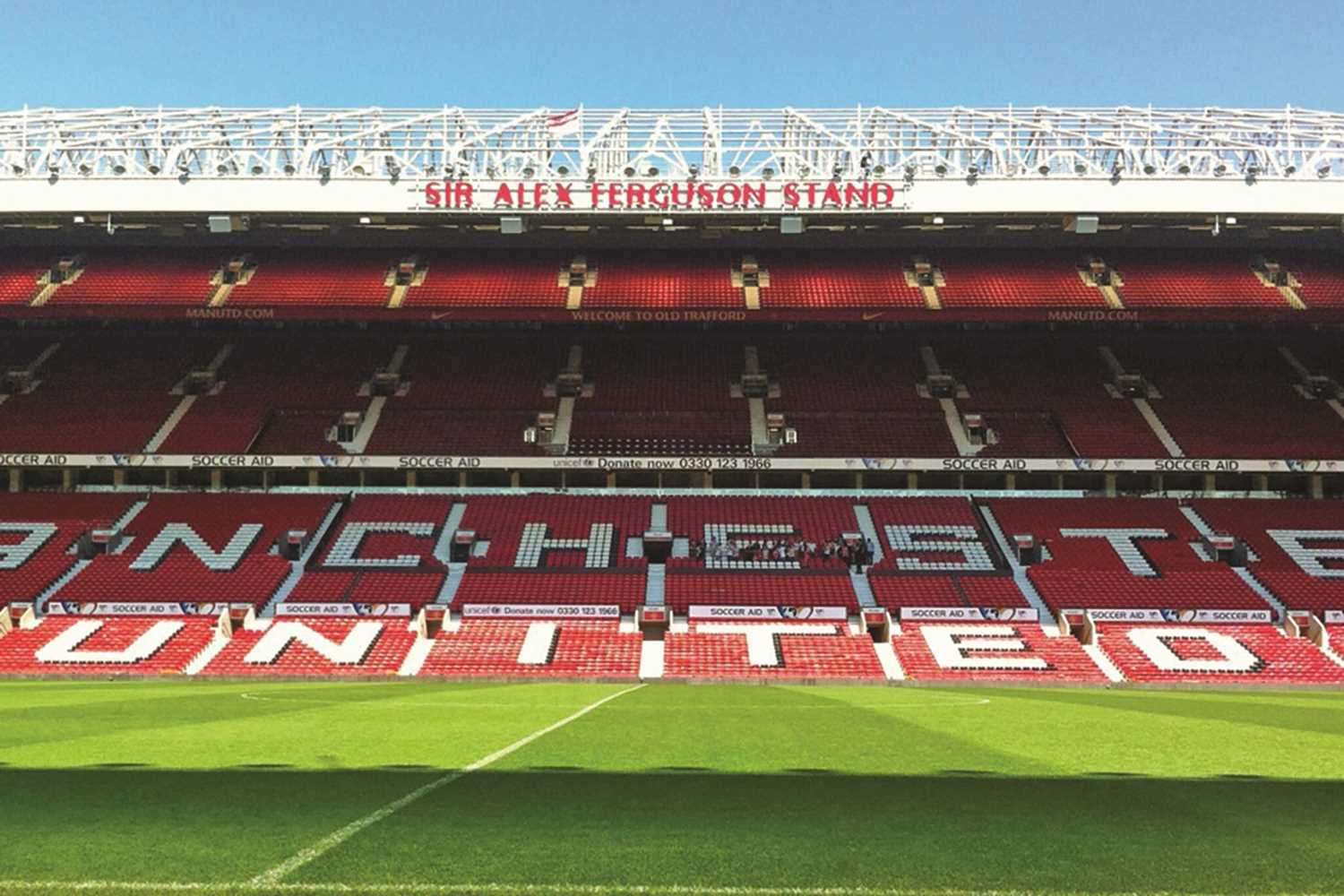 Manchester United VIP Hospitality for 2 with Overnight 5* Hotel 2021/22 Season A VIP Hospitality