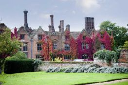 A Luxury Overnight Break with Dinner for 2 at Seckford Hall, Woodbridge, Suffolk  Discover the