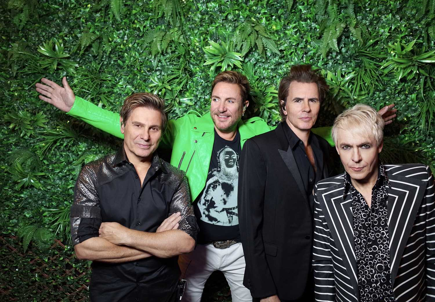 Duran Duran Meet & Greet Concert Tickets for 2 at St Anne's Park, Dublin A superb opportunity for