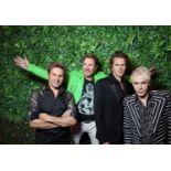 Duran Duran Meet & Greet Concert Tickets for 2 at St Anne's Park, Dublin A superb opportunity for