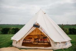 Events Under Canvas for 6 People, Delivered to Private Location in Essex, Suffolk or Norfolk  Your