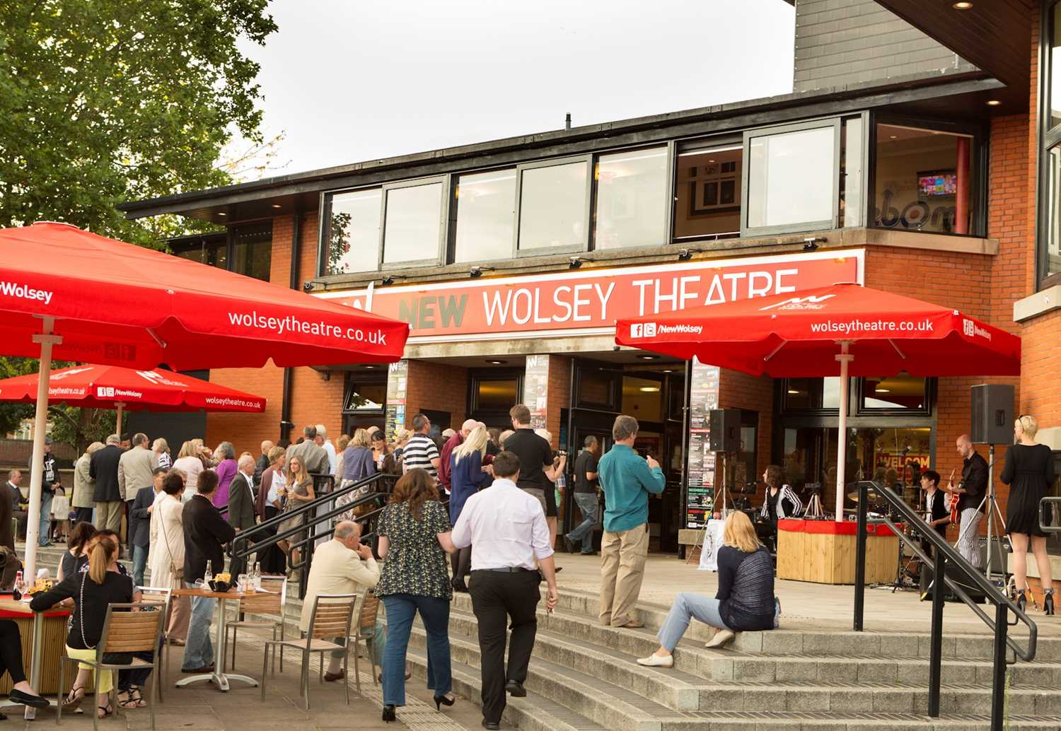 2 Associate Memberships of the Director's Circle, New Wolsey Theatre's and 4 tickets for the 2021 - Image 2 of 2