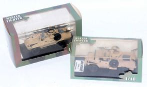 A Master Fighter by Gasoline Models 1/48 scale resin factory hand built boxed military vehicle