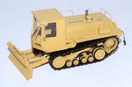 A CYP Models of Cyprus 1/50 scale resin factory hand built model of a Caterpillar H105 Deuce