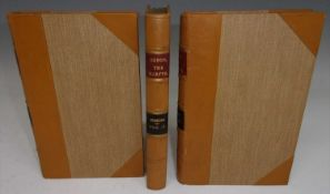 COBBOLD, Richard. Zenon, The Martyr. Henry Colburn, London. 1847 1st edition. 3 vols. [3]