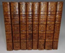 Murphy, A.(transl) The Works of Cornelius Tacitus. John Stockdale et al. London 1811. 8 vols.