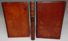 CHAUCER, G. The Canterbury Tales. James Nichol, Edinburgh, 1860. 3 vols. Includes essays, Memoir and
