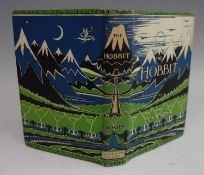 TOLKIEN, J.R.R. The Hobbit. George Allen & Unwin, London. 1954 6th impression (second printing of