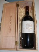 Muga, 2003, Rioja, one magnum in wooden box for Waitrose