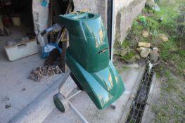 Electric Garden Shredder (Power G 2200W)
