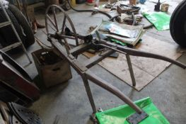 Seed Barrow with Sowing box