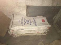 Approx.150 Seed Corn Bags