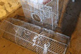 2 x Sparrow Traps