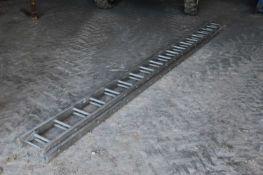 2 x 16ft Ladders