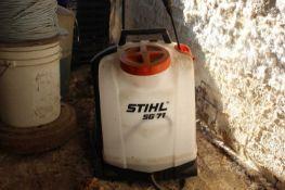 STIHL SG71 Backpack Sprayer