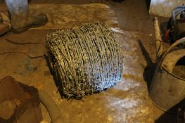 Roll of Barbwire