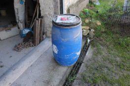7 x Plastic Barrels