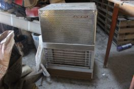 Gas Heater with 2 x 7kg Butane Bottles