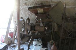 Belt Driven Combine Mill (Bamford No. 3G)