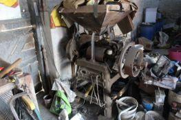 Belt Driven Combine Mill (E R & F Turner)