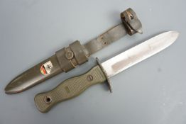 A German Bundeswehr utility knife