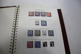 GUERNSEY & ISLE OF MAN STAMPS 3 Stanley Gibbon albums of Isle of Man mint stamps and blocks,