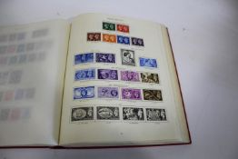 GREAT BRITAIN & COMMONWEALTH STAMPS including a Windsor Album (various used content including 1d