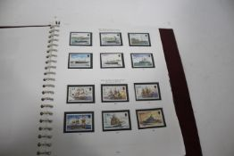 JERSEY & CHANNEL ISLANDS STAMPS 6 albums including 3 Stanley Gibbon albums with Jersey mint stamps