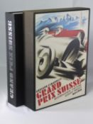 Grand Prix Suisse by Hallwag Verlag, Germany and Switzerland, 1992, 1st Ed. This is a beautifully