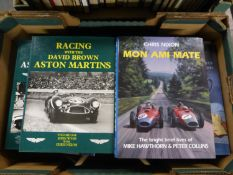 Mon Ami Mate by Chris Nixon in good, clean condition. Also, by the same author, Racing with the