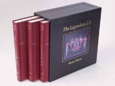 The Legendary 2.3 (Alfa Romeo 8C2300) by Simon Moore. Published in 2000, a three-volume set being