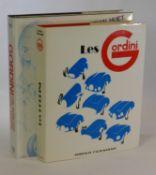 Gordini - Un Sorcier - Une Equipe by Christian Huet. 1984 publication, 484pp in a single hardbound