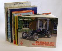 Maserati - 1926 to the Present by Luigi Orsini & Franco Zagari. 894pp, published by Libreria Dell'