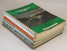Motor Racing Scrapbooks published by MRP. Comprising No 1, Klemantaski's Photo Album, with a