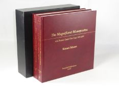 The Magnificent Monopostos 1923-1951 by Simon Moore. 886pp in two volumes with a black slipcase,