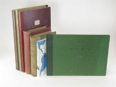 Coupe Gordon Bennett 1904. A rare reproduction of the 1905 celebration book originally issued by the