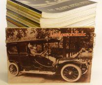 L'automobiliste: No. 1, October 1966 to No. 75, January/February 1988. A very good, though