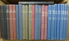 Veteran and Vintage Magazine. A complete run of the monthly magazine in 23 hardbound volumes in