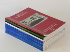 Aspects of Motoring History. The annual magazine of the Society of Automotive Historians in