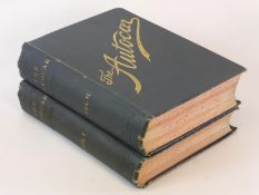 The Autocar, Volumes I & II, November 1895 to December 1897, Issues Nos.1 to 113. Two small quarto
