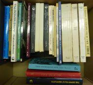 Motoring Paperbacks. A good selection, to include: L'Historique De La Course Automobile 1894-1965;