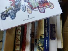 De Dion Bouton. Three books discussing the cars and the company, De Dion Bouton de l'Automobile