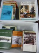 Profile Publications, Shire and other Motoring Paperbacks and Brochures. A good collection of