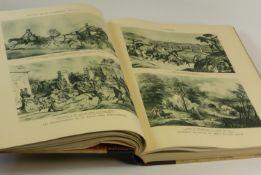Histoire de la Locomotion Terrestre: La Voiture, Le Cycle, L'Automobile. A large folio-size hardback