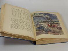 Les 24 Heures du Mans. Histoire d'une grande bataille pacifique et sportive. Published by the L'