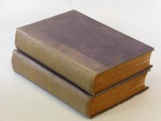 The Light Car & Cyclecar, 1925 & 1926. Two thick small quarto hardbound volumes holding the issues