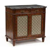 Theodore Alexander, Regency Style Marble Top Server