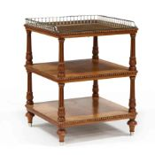 Theodore Alexander, Pavlovsk Collection, Three Tiered Table
