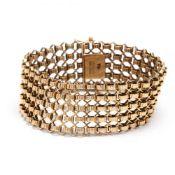 Vintage 18KT Gold Bracelet, Tiffany & Co.