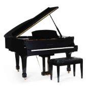 Hyundai G-80A Baby Grand Piano